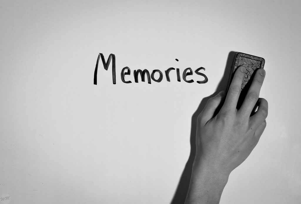 "Reasons why we become ""forgetful"" people"